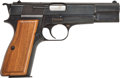 Handguns:Semiautomatic Pistol, Browning Hi-Power Semi-Automatic Pistol Together with ExtraMagazine....