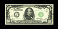 Small Size:Federal Reserve Notes, Fr. 2212-J $1000 1934A Federal Reserve Note. Very Fine-Extremely Fine.. This Kansas City $1000 is blessed with natural paper...