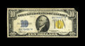 Fr. 2308 $10 1934 Mule North Africa Silver Certificate. Fine. Here is a second chance to land one of these rare World Wa...