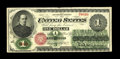 Fr. 16 $1 1862 Legal Tender Very Fine. There are a few small margin splits in this nice original early piece. The colors...
