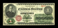 Large Size:Legal Tender Notes, Fr. 16 $1 1862 Legal Tender Very Fine. The paper quality exhibit here will command a premium. The color, especially the seal...