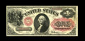 Fr. 19 $1 1874 Legal Tender Extremely Fine. This note sold at our 2005 Central States sale, realizing $900 after spirite...