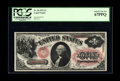 Large Size:Legal Tender Notes, Fr. 26 $1 1875 Legal Tender PCGS Superb Gem New 67PPQ. The PPQdesignation from PCGS is the commercial equivalent of the EP...