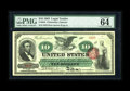 Large Size:Legal Tender Notes, Fr. 95b $10 1863 Legal Tender PMG Choice Uncirculated 64 EPQ. Ascarce note with all the overall aesthetic appeal of a full ...