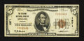 National Bank Notes:Missouri, Sedalia, MO - $5 1929 Ty. 1 The Citizens NB Ch. # 1971. ...