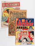 Golden Age (1938-1955):Miscellaneous, Comic Books - Assorted Golden Age Comics Group (Various, 1940s-'50s) Condition: Average GD-.... (Total: 34 Comic Books)