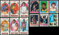 Basketball Cards:Lots, 1969/70 -1979/80 Topps Basketball (300+) With Many Stars. ...