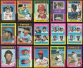 Baseball Cards:Sets, 1975 Topps Baseball Near Set (642/660). ...