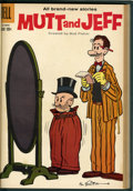 Silver Age (1956-1969):Humor, Mutt and Jeff #104-115 Bound Volumes (Dell, 1958-59).... (Total: 2Items)