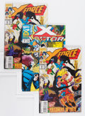 Modern Age (1980-Present):Superhero, X-Men-Related Comics and Others Box Lot (Marvel, 1990s-2000s)Condition: Average VF/NM....