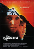 "Movie Posters:Action, The Karate Kid, Part III & Other Lot (Columbia, 1989). OneSheets (2) (27"" X 40"" & 25"" X 38""). Action.. ... (Total: 2Items)"