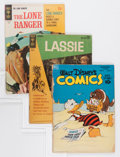 Golden Age (1938-1955):Miscellaneous, Comic Books - Assorted Golden and Silver Age Comics Box Lot (Various, 1950s-'60s) Condition: Average GD....