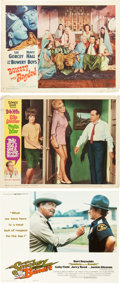 Memorabilia:Poster, Movie Poster Comedy Group (1952-77).... (Total: 5 Items)