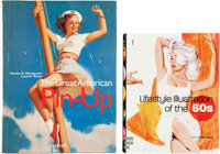 The Great American Pin-Up and Lifestyle Illustration of the 60s, Art Book Group (Fiell/Tasche... (Total: 2 Items)
