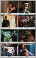 "Movie Posters:Science Fiction, The Terminator (Orion, 1984). Mini Lobby Card Set of 8 (8"" X 10"").Science Fiction.. ... (Total: 8 Items)"