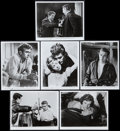 "Movie Posters:Miscellaneous, James Dean Lot (Warner Brothers, 1985). Studio Restrike Photos (6)(8"" X 10""). Miscellaneous.. ... (Total: 6 Items)"