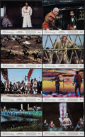 "Movie Posters:War, Kagemusha (20th Century Fox, 1980). Mini Lobby Card Set of 8 (8"" X10""). War.. ... (Total: 8 Items)"