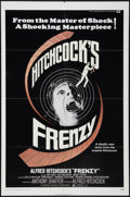 """Movie Posters:Hitchcock, Frenzy & Others Lot (Universal, 1972). One Sheet (27"""" X 41"""") & Lobby Cards (4) (11"""" X 14""""). Hitchcock.. ... (Total: 5 Items)"""