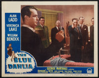 "The Blue Dahlia (Paramount, 1946). Lobby Card (11"" X 14""). Film Noir"