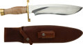 Edged Weapons:Knives, Randall Special Order Sasquatch Hunting Knife, Circa 1990....