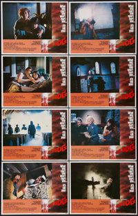 "The Fog (Avco Embassy, 1980). Lobby Card Set of 8 (11"" X 14""). Horror. ... (Total: 8 Items)"