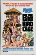 "Movie Posters:Sexploitation, The Big Bird Cage & Other Lot (New World, 1972). One Sheets (2)(27"" X 41""). Regular and Style A. Sexploitation.. ... (Total: 2Items)"