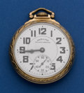 Timepieces:Pocket (post 1900), Hamilton Railway Special 21 Jewel Pocket Watch. ...