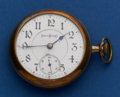 Timepieces:Pocket (post 1900), Illinois 24 Jewel Bunn Special Hunter's Case Movement Pocket Watch. ...