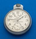 Timepieces:Pocket (post 1900), Hamilton Model 22 - 21 Jewel Deck Pocket Watch. ...