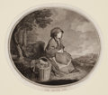 Prints:Old Master, After HENRY WALTON (British, 1746-1813). The Silver Age,1782. Engraving . 10-1/2 x 12 inches (26.7 x 30.5 cm). Publishe...