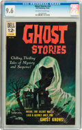 Silver Age (1956-1969):Horror, Ghost Stories #10 (Dell, 1965) CGC NM+ 9.6 Off-white to whitepages....