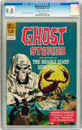 Silver Age (1956-1969):Horror, Ghost Stories #12 (Dell, 1965) CGC NM/MT 9.8 Off-white to whitepages....