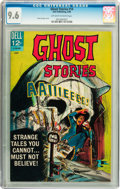 Silver Age (1956-1969):Horror, Ghost Stories #14 (Dell, 1966) CGC NM+ 9.6 Off-white to whitepages....