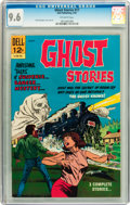 Silver Age (1956-1969):Horror, Ghost Stories #17 (Dell, 1967) CGC NM+ 9.6 Off-white pages....