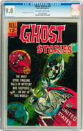 Silver Age (1956-1969):Horror, Ghost Stories #19 (Dell, 1967) CGC NM/MT 9.8 Off-white to whitepages....