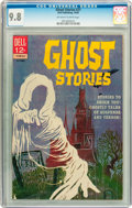 Silver Age (1956-1969):Horror, Ghost Stories #21 (Dell, 1968) CGC NM/MT 9.8 Off-white to whitepages....