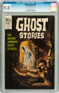 Silver Age (1956-1969):Horror, Ghost Stories #26 (Dell, 1970) CGC NM/MT 9.8 Off-white to whitepages....