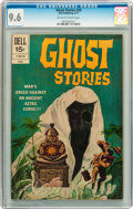 Bronze Age (1970-1979):Horror, Ghost Stories #28 (Dell, 1971) CGC NM+ 9.6 Off-white to whitepages....