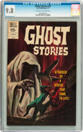 Bronze Age (1970-1979):Horror, Ghost Stories #29 (Dell, 1971) CGC NM/MT 9.8 Off-white to whitepages....