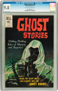 Bronze Age (1970-1979):Horror, Ghost Stories #30 (Dell, 1971) CGC NM/MT 9.8 Off-white to whitepages....