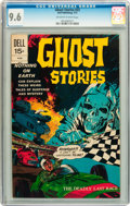Bronze Age (1970-1979):Horror, Ghost Stories #33 (Dell, 1972) CGC NM+ 9.6 Off-white to whitepages....