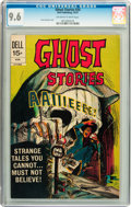 Bronze Age (1970-1979):Horror, Ghost Stories #34 (Dell, 1972) CGC NM+ 9.6 Off-white to whitepages....