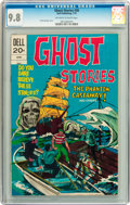 Bronze Age (1970-1979):Horror, Ghost Stories #36 (Dell, 1973) CGC NM/MT 9.8 Off-white to whitepages....