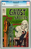 Bronze Age (1970-1979):Horror, Ghost Stories #37 (Dell, 1973) CGC NM+ 9.6 Off-white to whitepages....