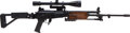 Long Guns:Semiautomatic, Galil Model 332 Semi-Automatic Rifle....