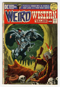 Bronze Age (1970-1979):Horror, Weird Western Tales #12 (DC, 1972) Condition: VF+....