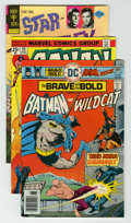 Bronze Age (1970-1979):Miscellaneous, Comic Books - Assorted Bronze Age Comics Group (Various, 1970s)Condition: Average VF/NM.... (Total: 39 Comic Books)