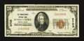 National Bank Notes:Pennsylvania, Punxsutawney, PA - $20 1929 Ty. 1 The Punxsutawney NB Ch. # 5702....