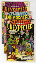 Silver Age (1956-1969):Horror, Tales of the Unexpected Group (DC, 1959-62) Condition: AverageFN.... (Total: 18 Comic Books)