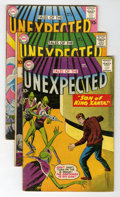 Silver Age (1956-1969):Horror, Tales of the Unexpected Group (DC, 1958-63).... (Total: 13 ComicBooks)